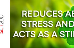 GEN200 Control reduces abiotic stress and also acts as a stimulant