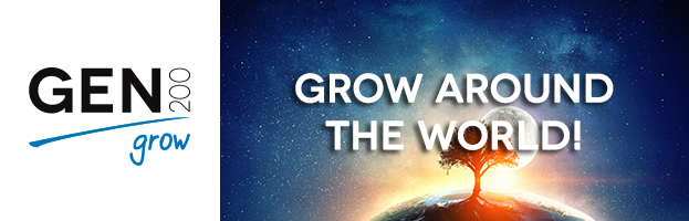 Grow around the world!